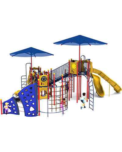 Commercial Play Structures