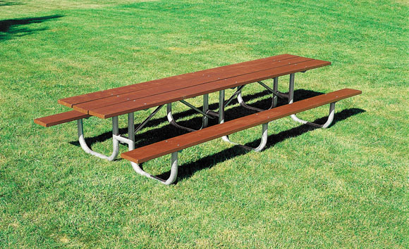 Extra Heavy Duty Shelter Table
