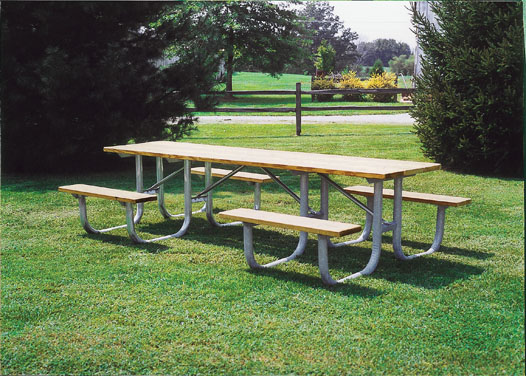 10' ADA Shelter Table