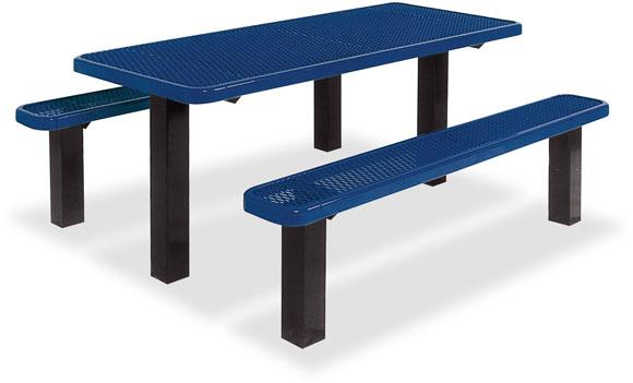 Multi Pedestal Table