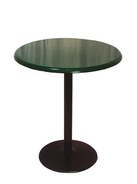 Pedestal Food Court Table