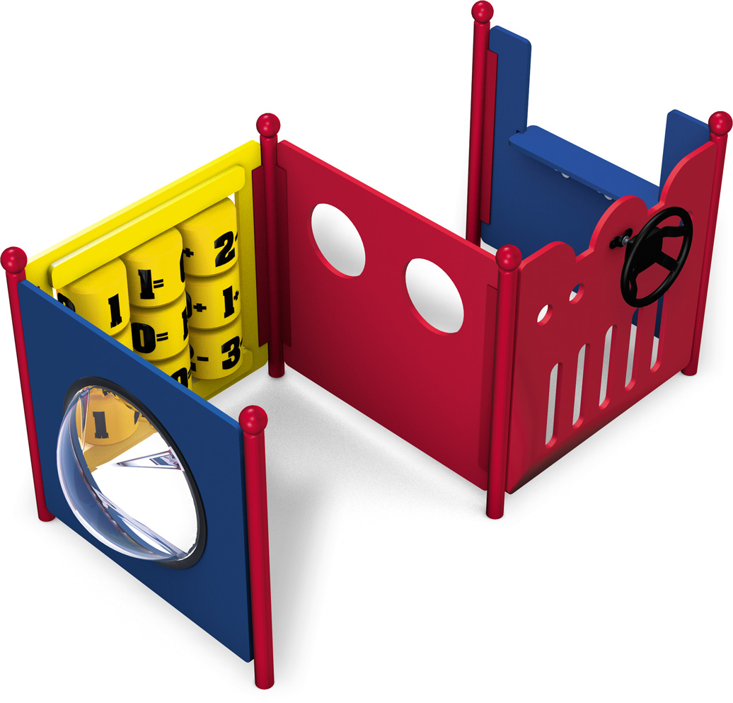 Educational Activity Center | Independent Play | Commercial Playground Equipment