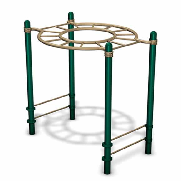 Climb-A-Round - Independent Play Items - Commercial Playground Equipment