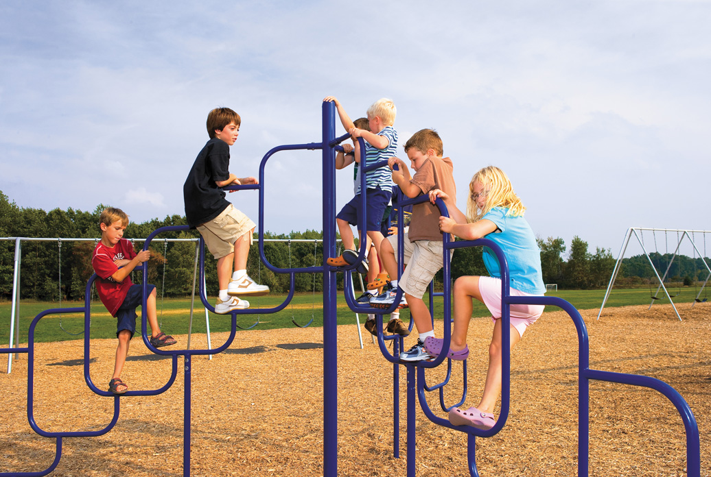 Triclimb | Commercial Playground Equipment | American Parks Company