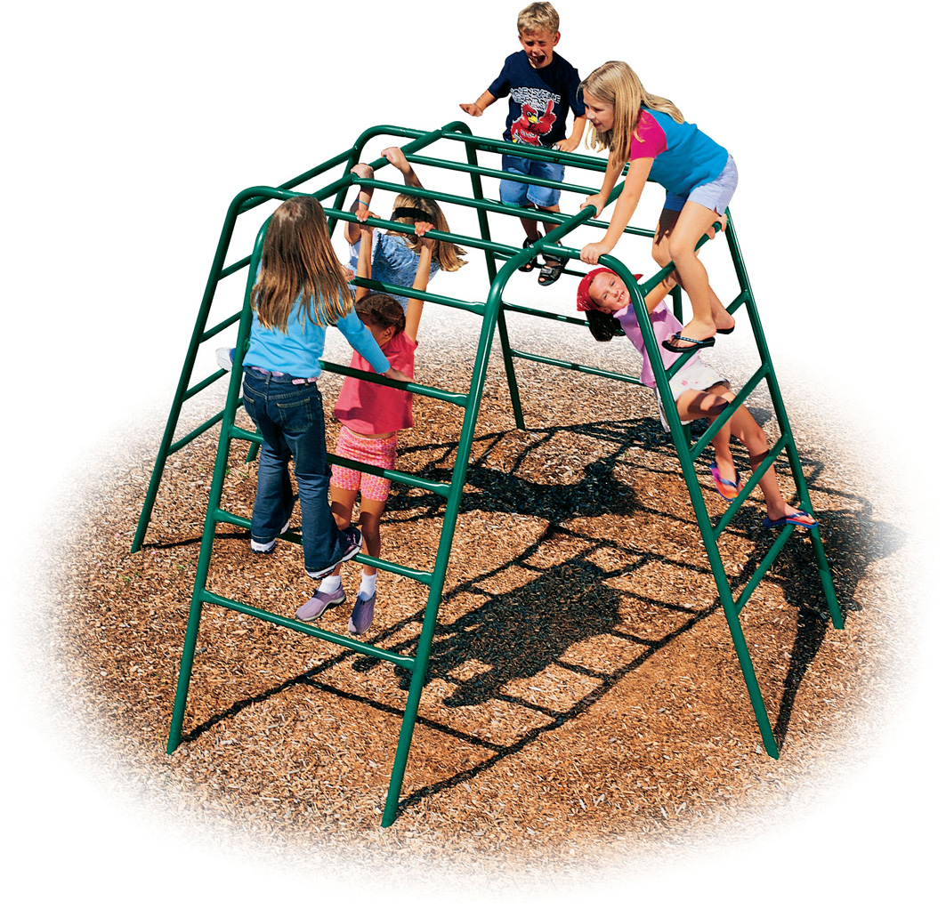 4 Way Arch Climber | Commercial Playground Equipment | APCPLAY