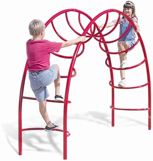 Full Loop Arch Climber | Commercial Playground Equipment
