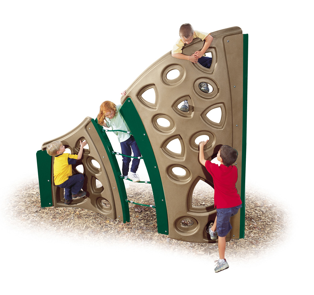 max climb  - Commercial Playground Equipment - natural - lifestyle