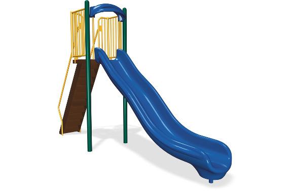 6' Single Velocity Wave Slide