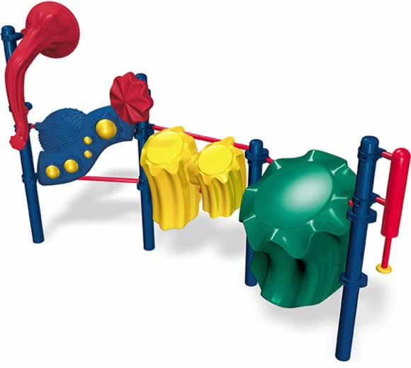 Quartet - Music Play - Commercial Playground Equipment