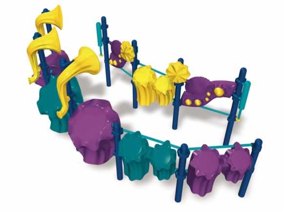 Orchestra - Musical Playground Equipment