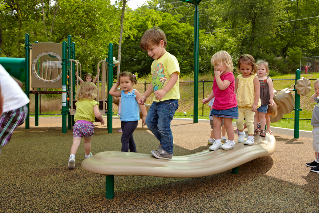 Strata Balance Beam - Independent Play - Balance