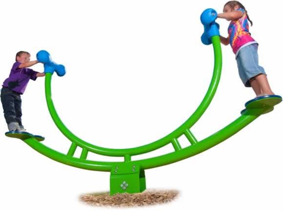 Jump 2 It | Spin Play | Commercial Playground Equipment | APCPLAY
