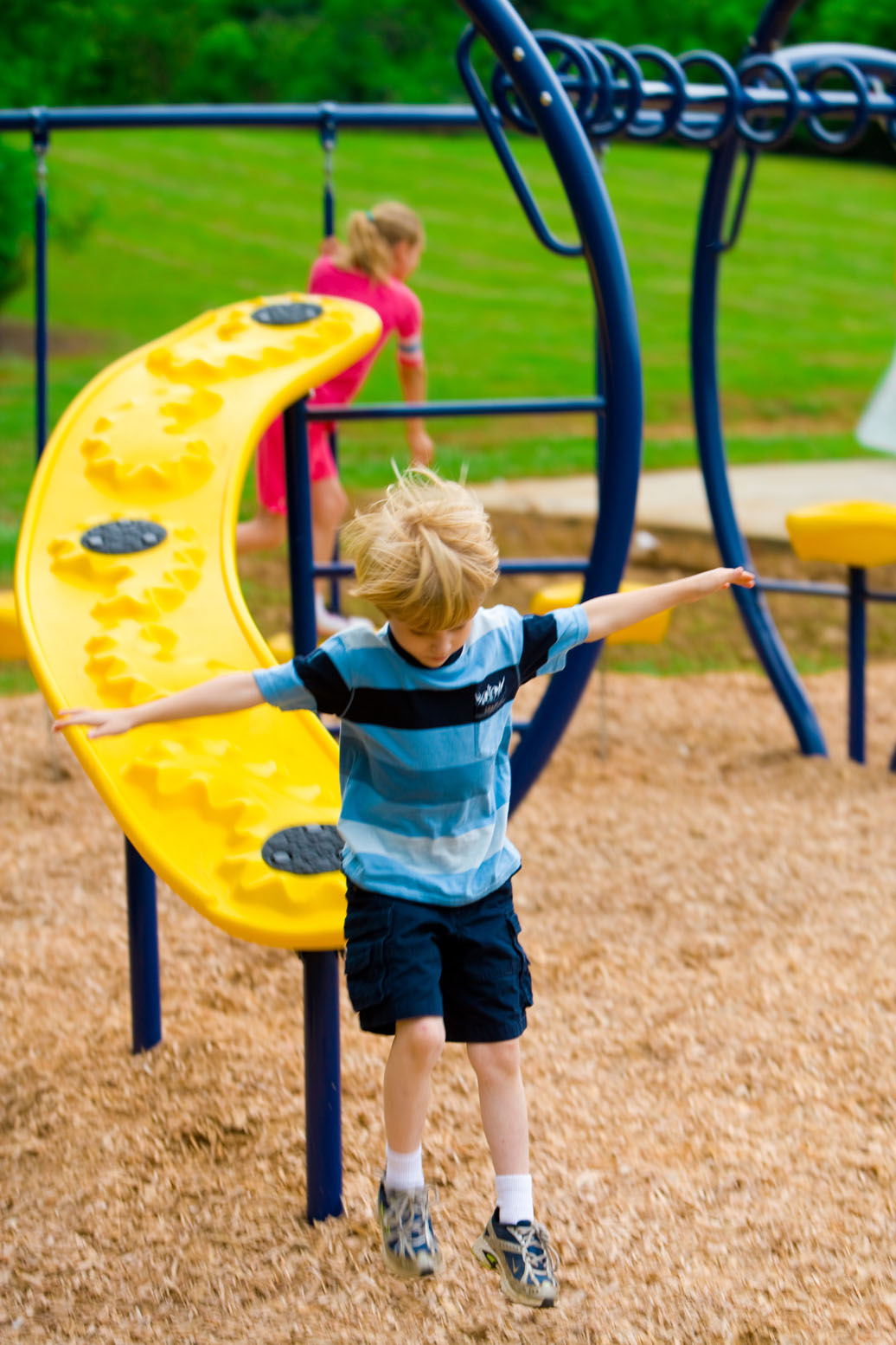 Early Riser - Commercial Playground Equipment
