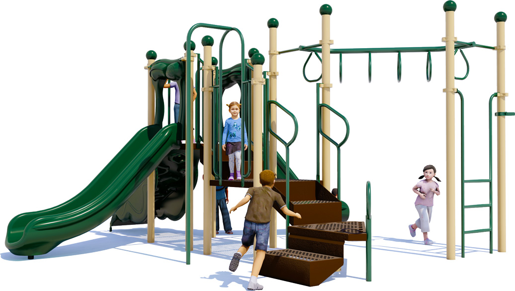 Word to the Wise | Rear View | Play Structures