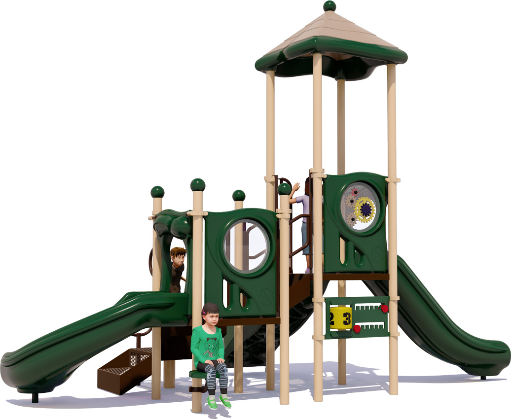 Captain's Cove - Commercial Playground Equipment