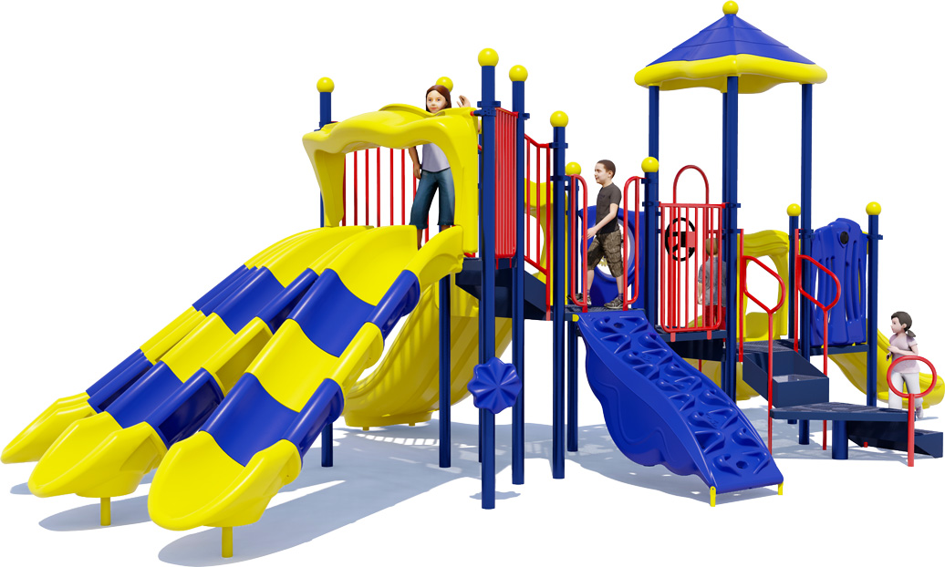 Zig Zag - Commercial Playground Equipment