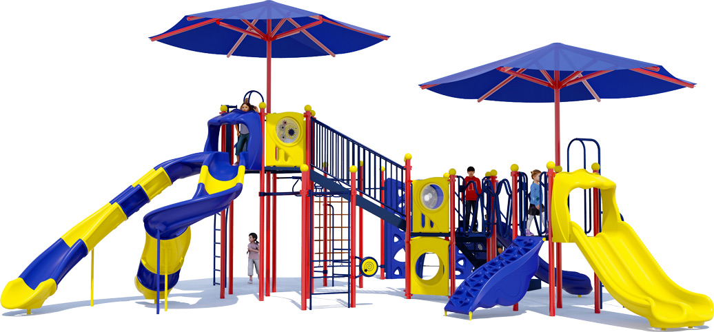 Play Galaxy - Commercial Play Structure