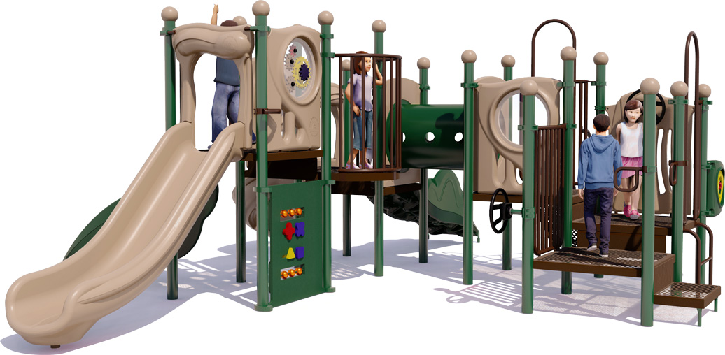 Full House - Commercial Playground Equipment