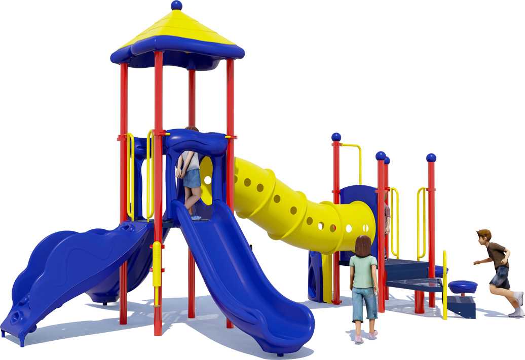Totally Tubular - Commercial Playground Equipment