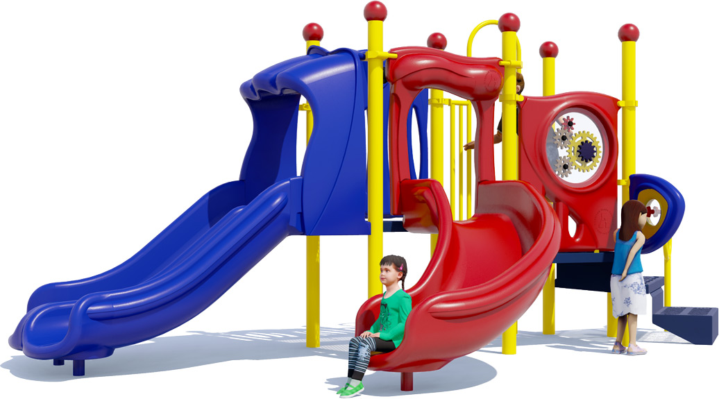Sunshine - Primary - Front - Daycare Playground Equipment