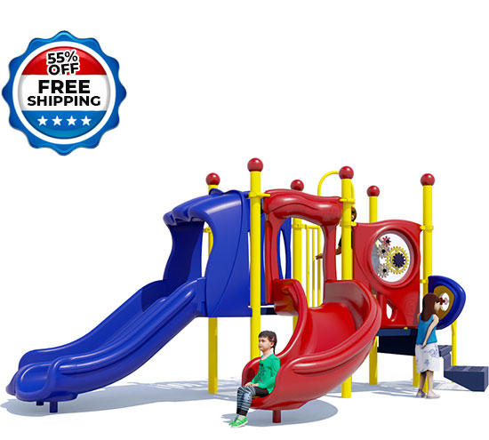 Free Shipping and Fast Delivery - Sunshine Commercial Playground Equipment
