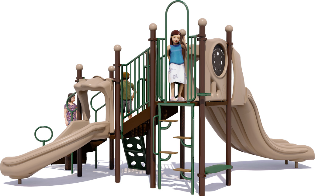 Kidding Around - Playground Equipment