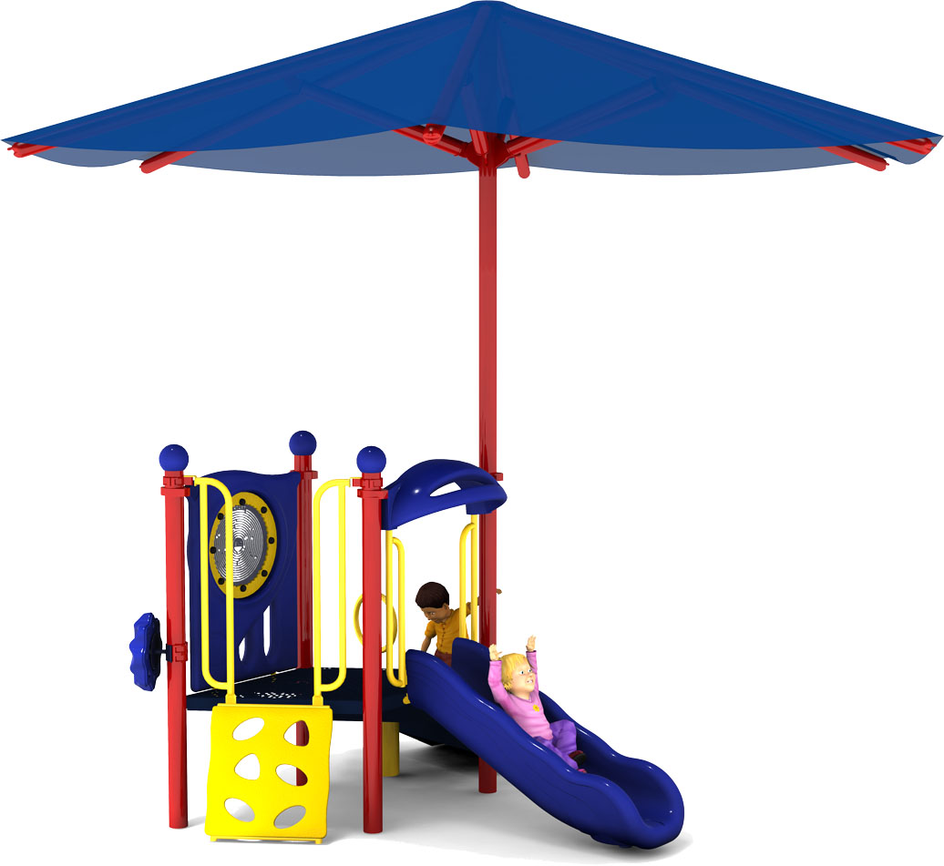Jubilee - Playground Equipment - Primary Color Scheme