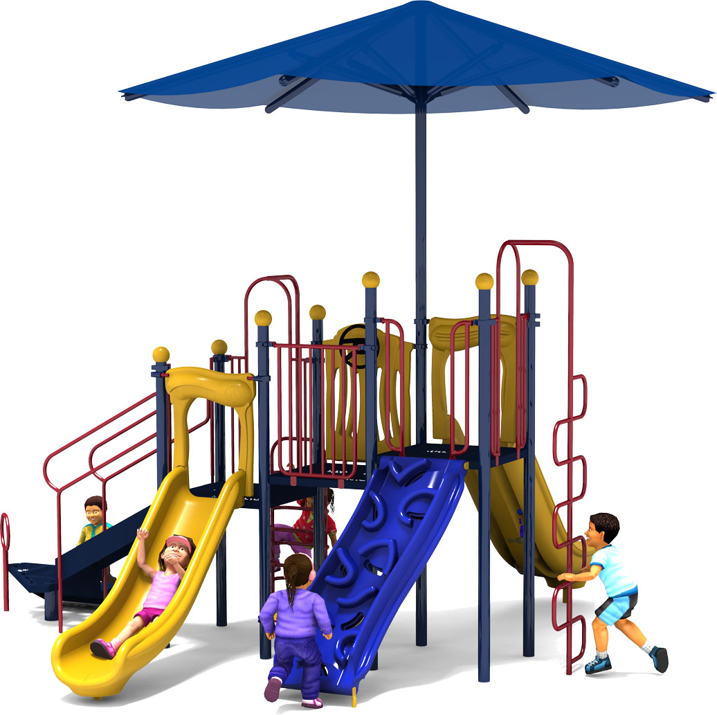 Captain Cool - Commercial Playground Equipment - Primary - Front