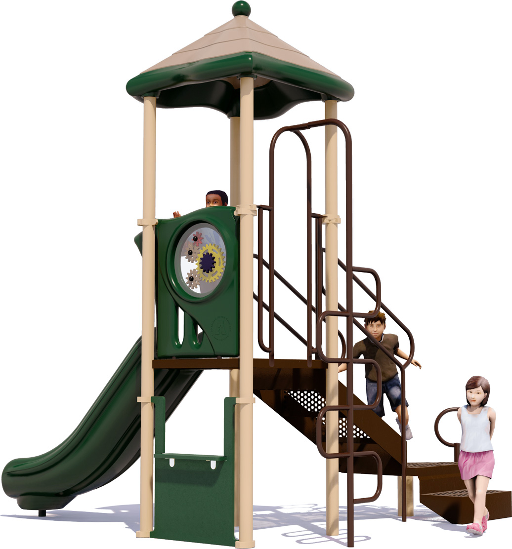 Tator Tot Playground Equipment