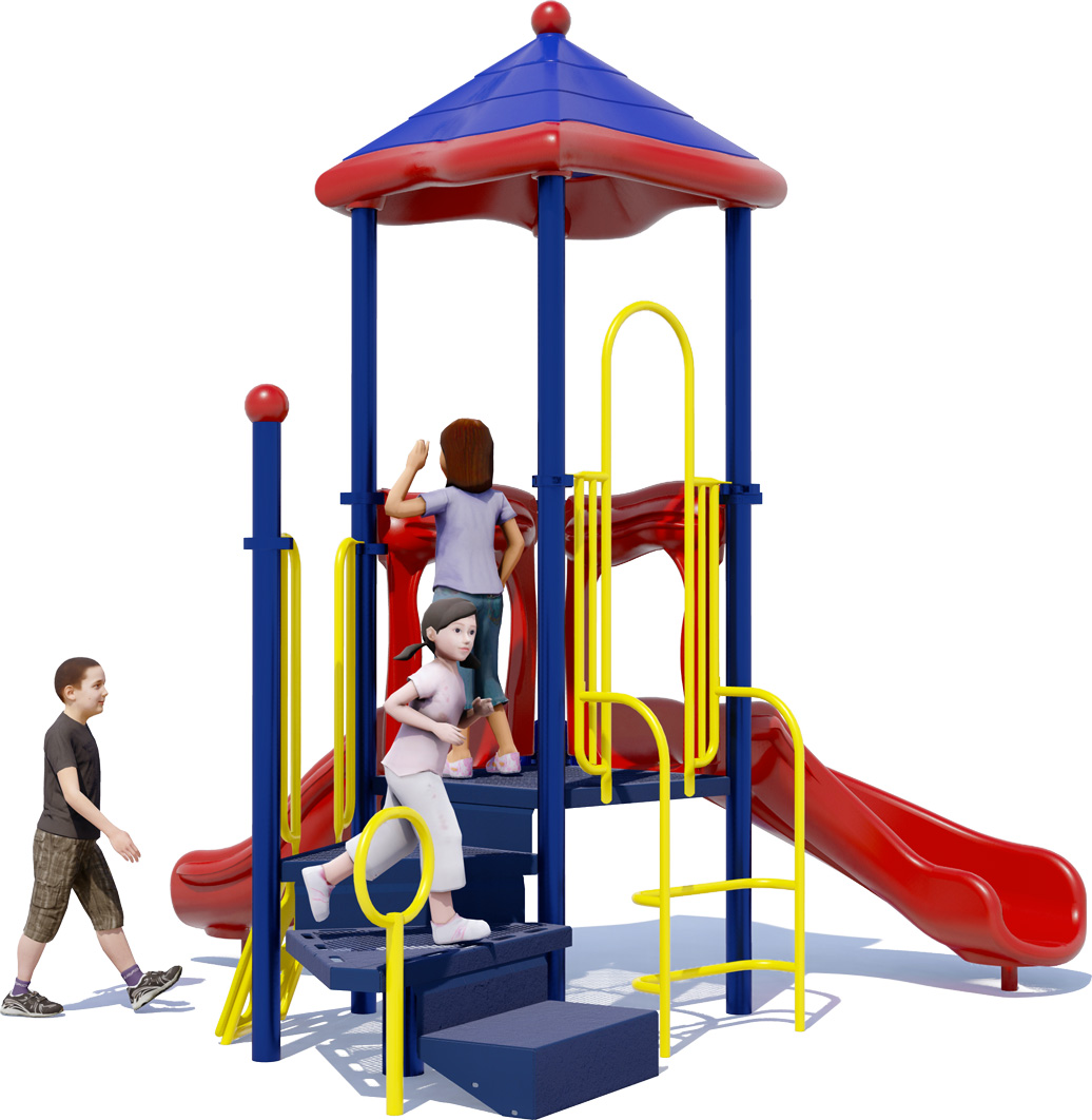 Super Smiles - Commercial Play Structure