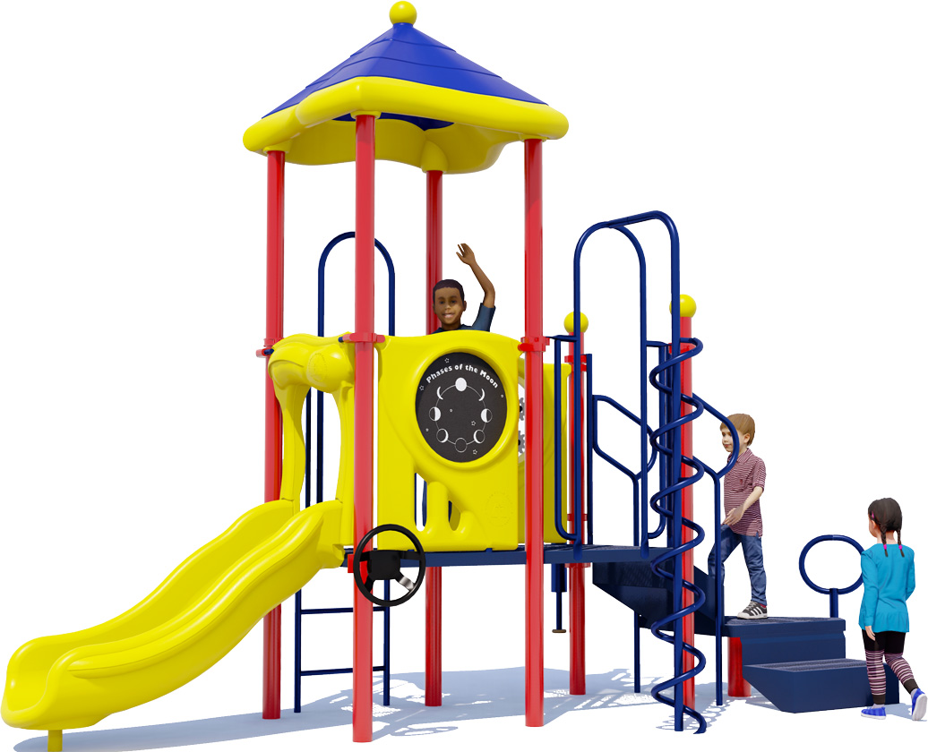 Power Play - Commercial Play Structure - American Parks Company
