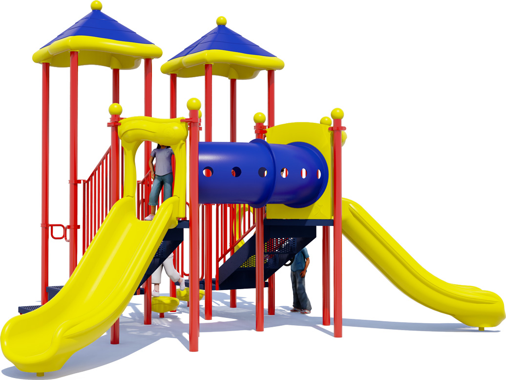 Sweet Spot Commercial Play Structure