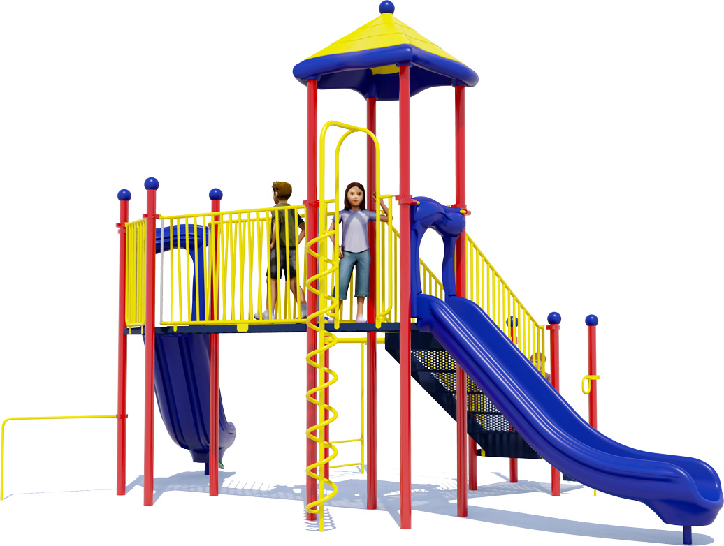 All Across - Commercial Playground Equipment