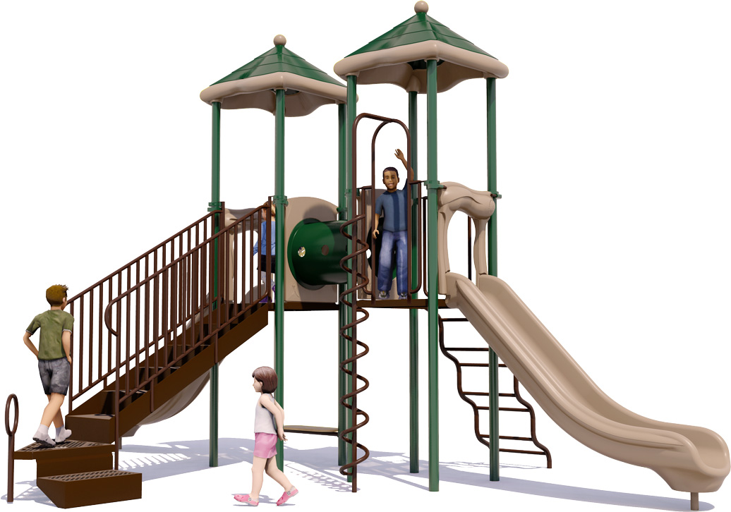 Double Take  - Commercial Playground Equipment