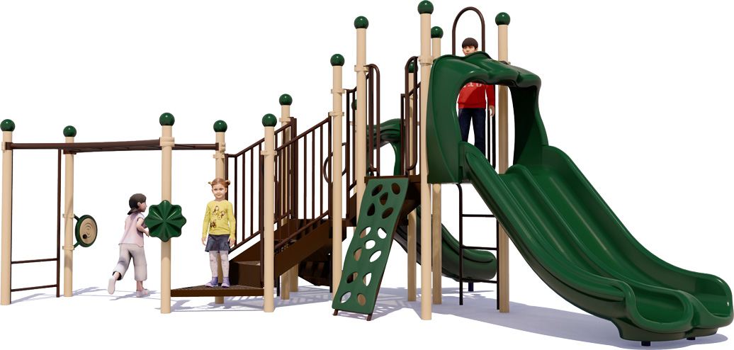 Great Escape - Commercial Play Structures