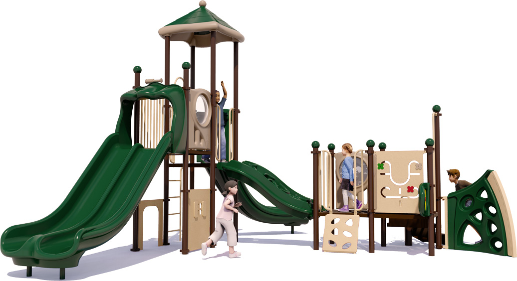 Tiger Tail - Commercial Playground Equipment