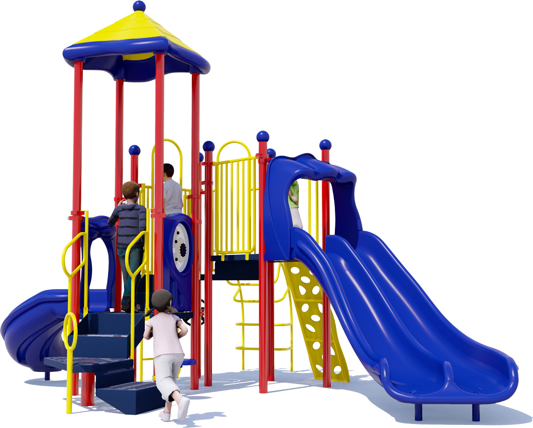 Rally Time - Commercial Playground Equipment