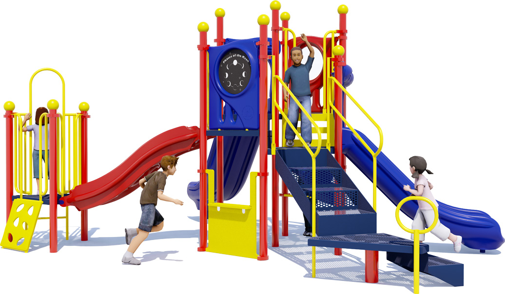 Here We Go - Commercial Playground Equipment