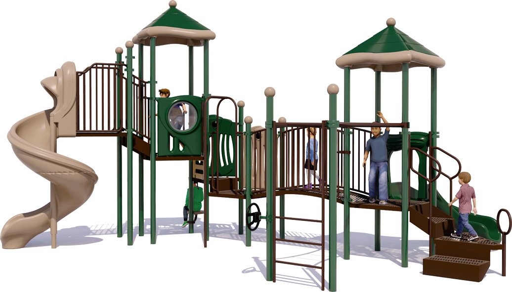 Right As Rain - Commercial Playground Equipment