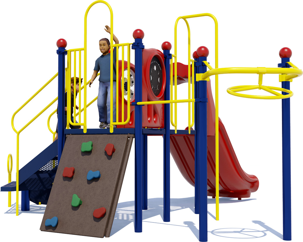 Double Down - Play Structure