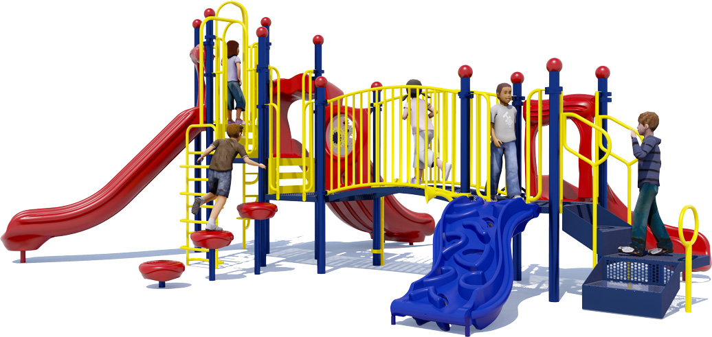 Fantastic Voyage - Commercial Playground Equipment