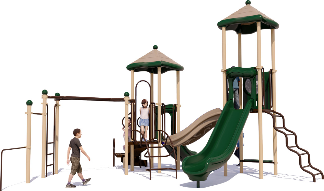 Merry Madison - Play Structure