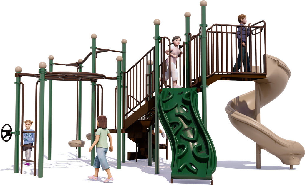 All Aboard - Play Structure
