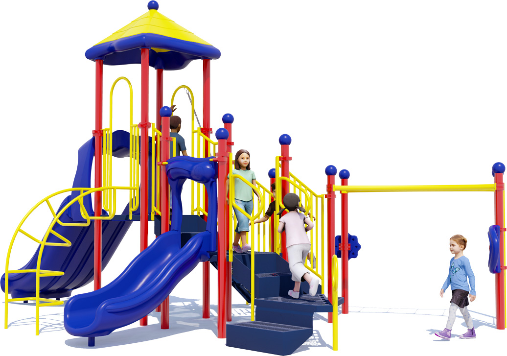 Ready Set Go - Commercial Playground Equipment