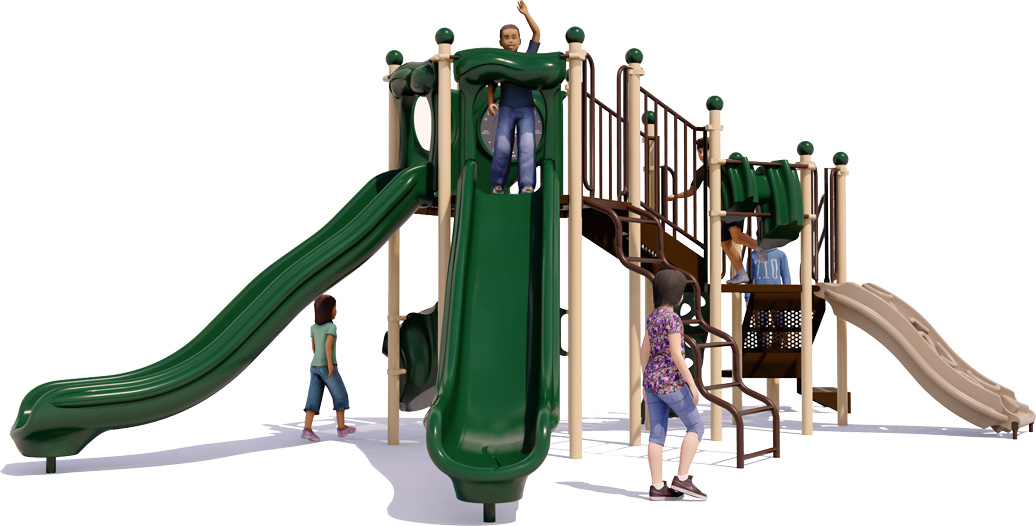 Showtime - Commercial Play Structure