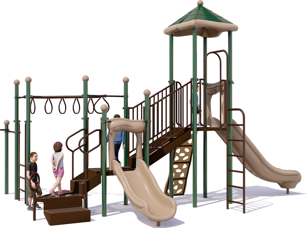 Loop D Loop - Daycare Playground Equipment - American Parks Company