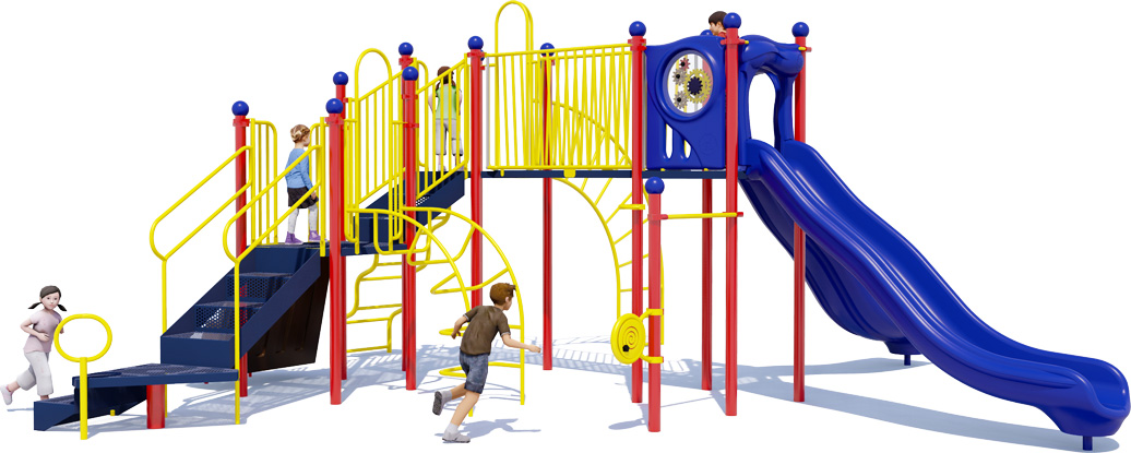 Autumn Breeze - Commercial Playground Equipment