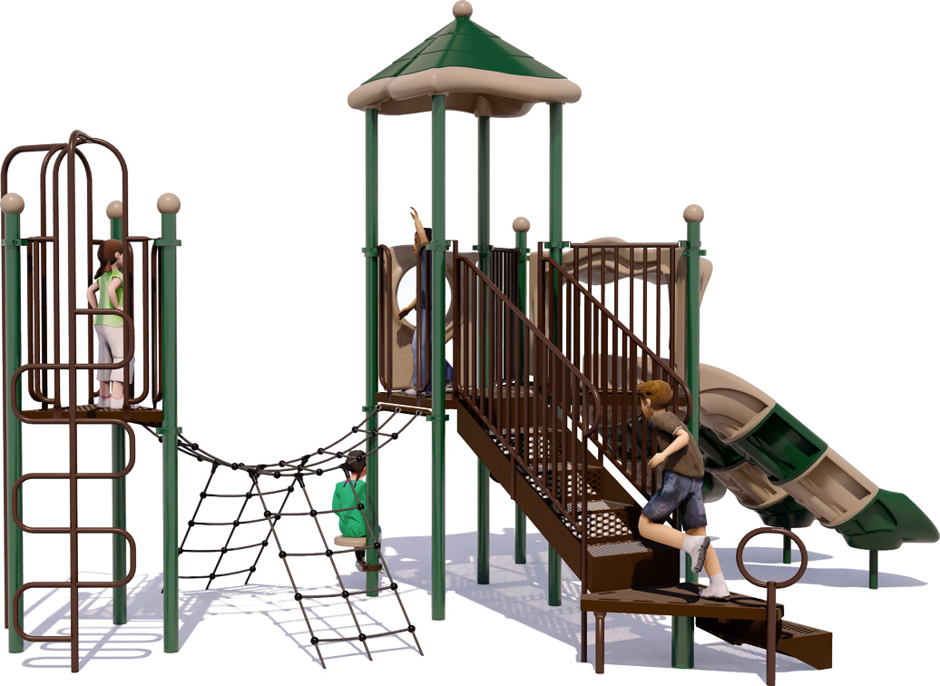 Space Odyssey - Play Structure - American Parks Company