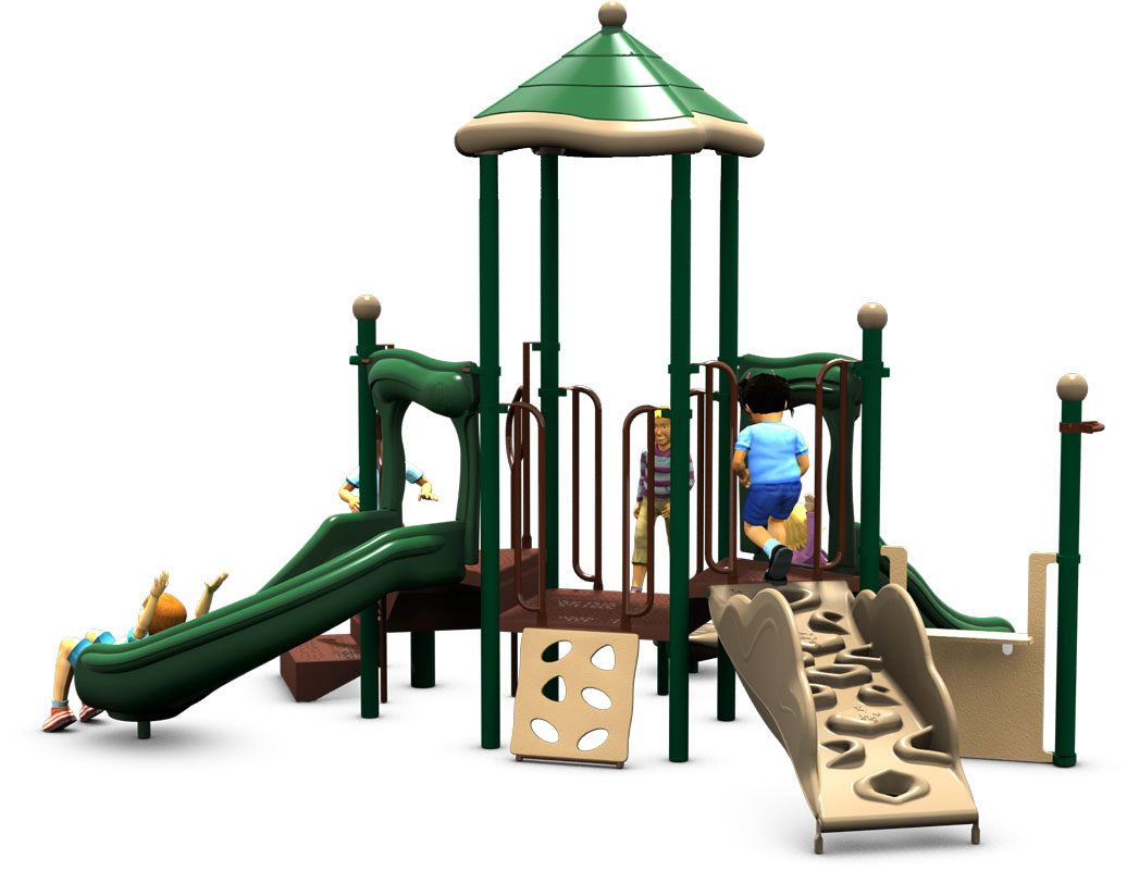 Tried 'n True Play Structure | Commercial Playground Equipment