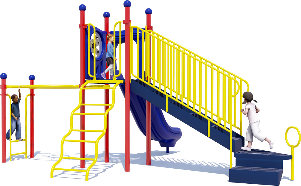 Synergy Summit - Commercial Playground Equipment